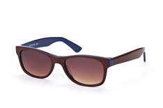 Mister Spex Collection Harrison 2014 009 small, Square Sonnenbrillen, Braun