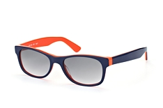 Mister Spex Collection Harrison 2014 008 small, Square Sonnenbrillen, Blau