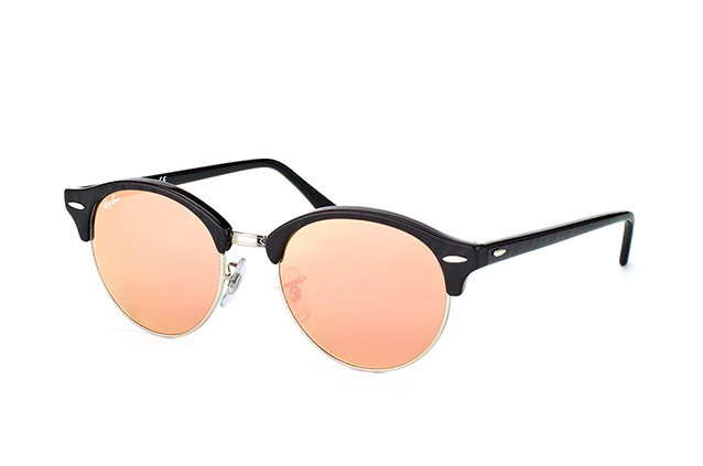 Ray-Ban Clubround RB 4246 1197/Z2 vue en perpective