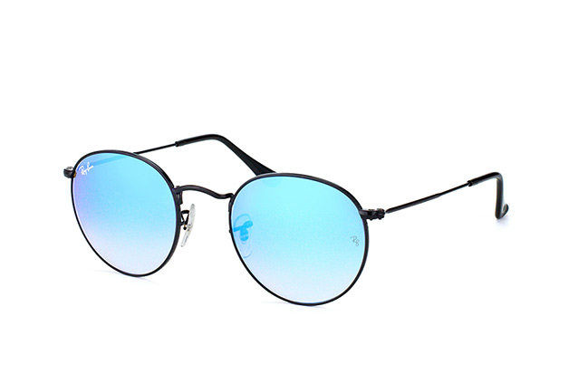 7381547805 ... Ray-Ban Round Metal RB 3447 002 4O. null perspective view ...