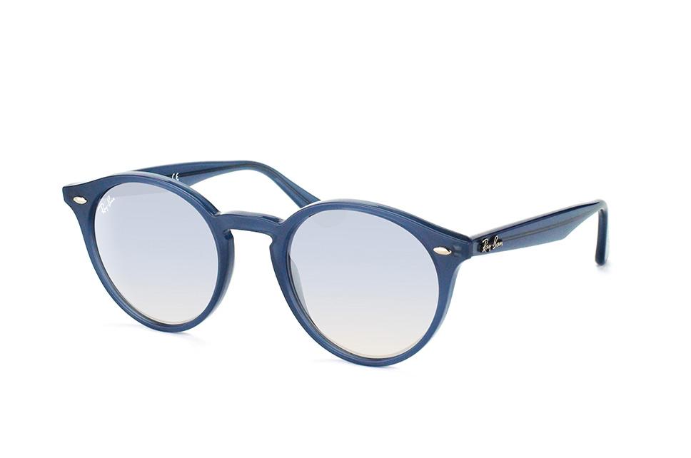 RB 2180 6232/7B, Round Sonnenbrillen, Blau