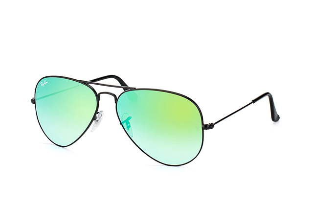 Ray-Ban Aviator large RB 3025 002/4J perspective view