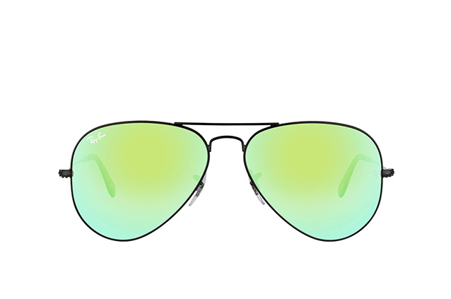 Ray-Ban Aviator large RB 3025 002/4J vista en perspectiva