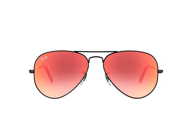 Ray-Ban Aviator RB 3025 002/4W small Perspektivenansicht