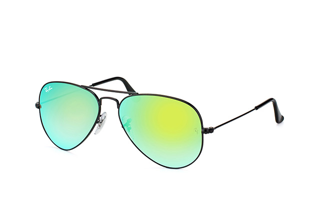 Ray-Ban Aviator RB 3025 002/4J small vista en perspectiva