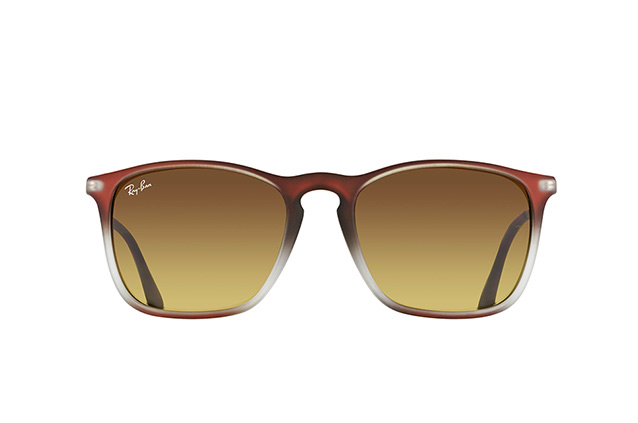 Ray-Ban Chris RB 4187 6224/13 Perspektivenansicht