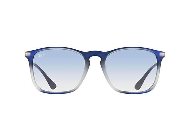 Ray-Ban Chris RB 4187 6225/19 vue en perpective