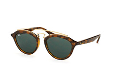 Ray-Ban RB 4257 710/71 small, Aviator Sonnenbrillen, Havana
