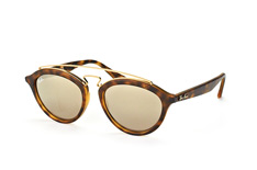 Ray-Ban RB 4257 6092/5A small, Aviator Sonnenbrillen, Goldfarben