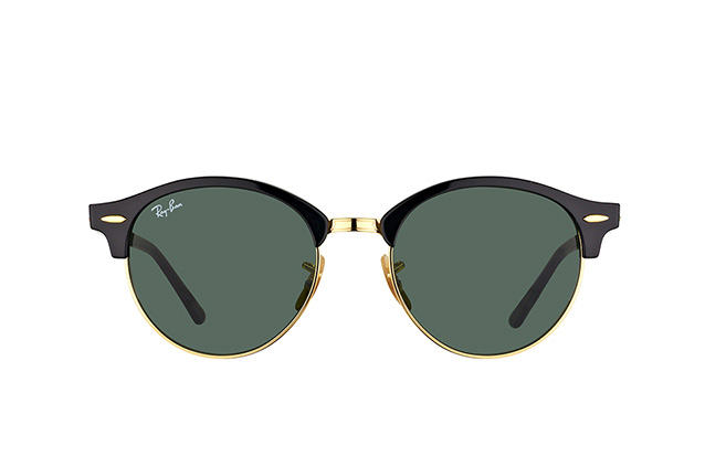 Ray-Ban Clubround RB 4246 901 vue en perpective