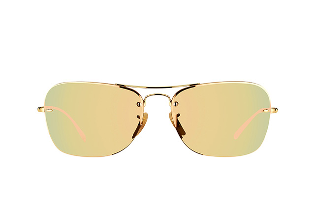 Ray-Ban RB 3541 001/2Y perspective view