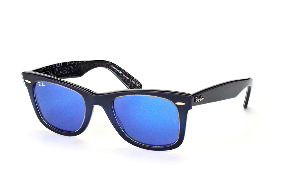 Buy Ray-Ban Wayfarer - All sizes online at Mister Spex UK c424b70817a