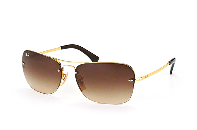 Ray-Ban RB 3541 001/13 vista en perspectiva