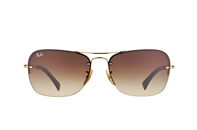 Ray-Ban RB 3541 001/13 perspective view