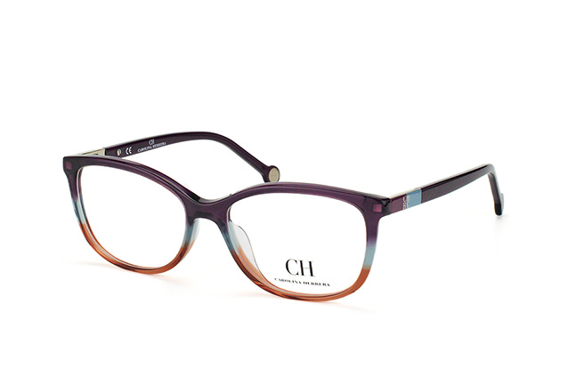 Carolina Herrera VHE 674 0D78 perspective view
