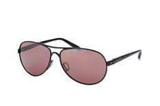 Oakley Feedback OO 4079 27 Prizm Dail, Aviator Sonnenbrillen, Schwarz