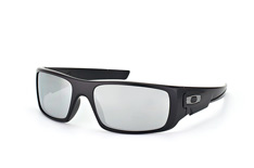 Oakley Crankshaft OO 9239 20, Rectangle Sonnenbrillen, Schwarz