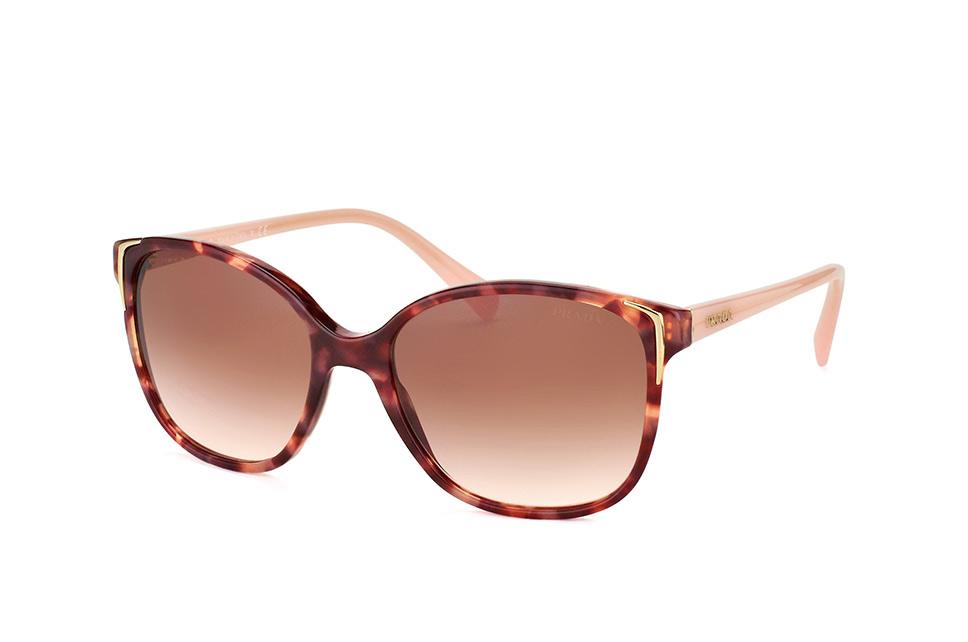 Prada SPR50T 2AU-3D0 Sonnenbrille verglast Stärke IZOHozS