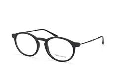 Giorgio Armani AR 7097 5042, Round Brillen, Schwarz