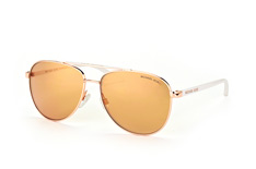 Michael Kors Hvar MK 5007 1080R1, Aviator Sonnenbrillen, Goldfarben