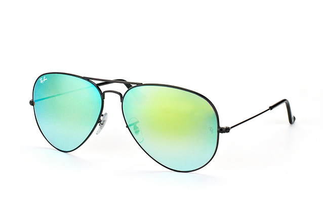 Ray-Ban Aviator RB 3025 002/4J large Perspektivenansicht