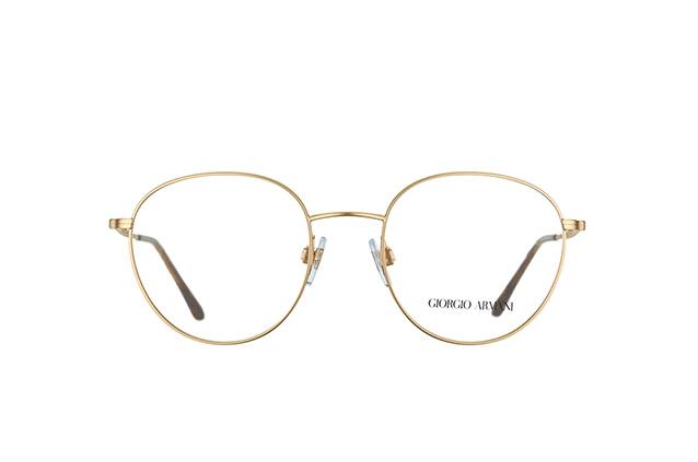 Giorgio Armani Herren Brille » AR5057«, goldfarben, 3002 - gold