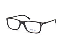 Polo Ralph Lauren PH 2155 5284, Square Brillen, Schwarz
