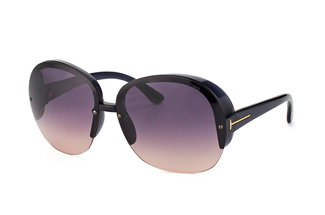 Tom Ford Marine FT 0458/S 20B perspective view