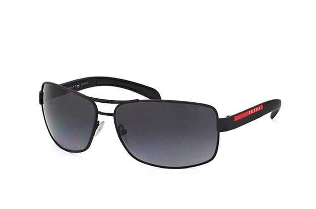 d2bfdfcf793 ... Sunglasses  Prada Linea Rossa PS 54IS DG0-5W1. null perspective view ...