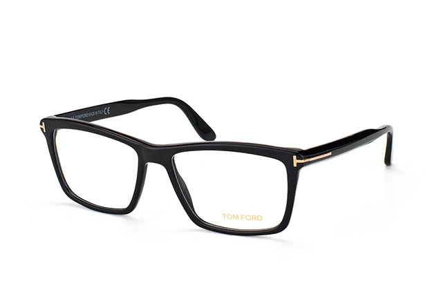 Tom Ford FT 5407/V 001 vue en perpective