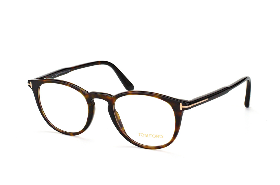 Tom Ford Herren Brille » FT5488-B«, braun, 052 - braun