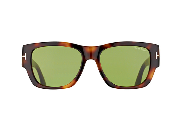 Tom Ford Stephen FT 0493/S 52N perspective view