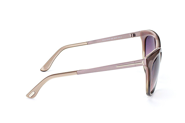 Tom Ford Emma FT 0461/S 59B vista en perspectiva