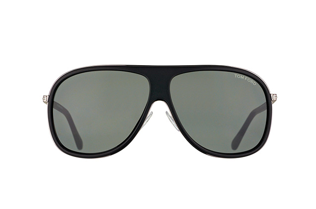 Tom Ford Chris FT 0462/S 02N Perspektivenansicht
