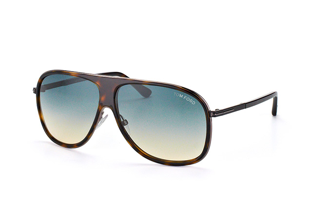 Tom Ford Chris FT 0462/S 56P vista en perspectiva