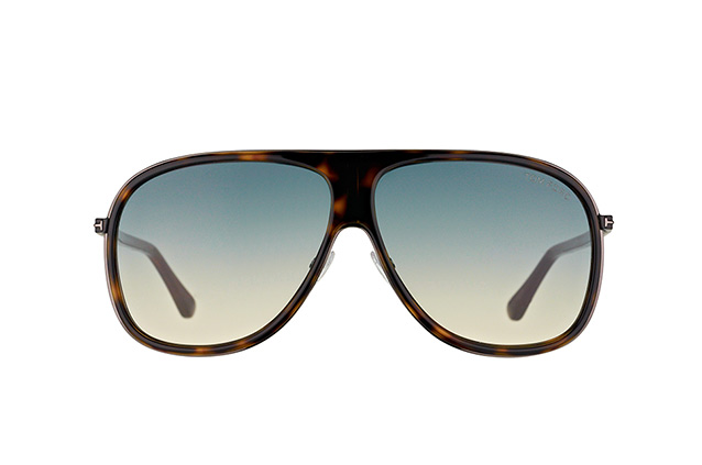 Tom Ford Chris FT 0462/S 56P vue en perpective