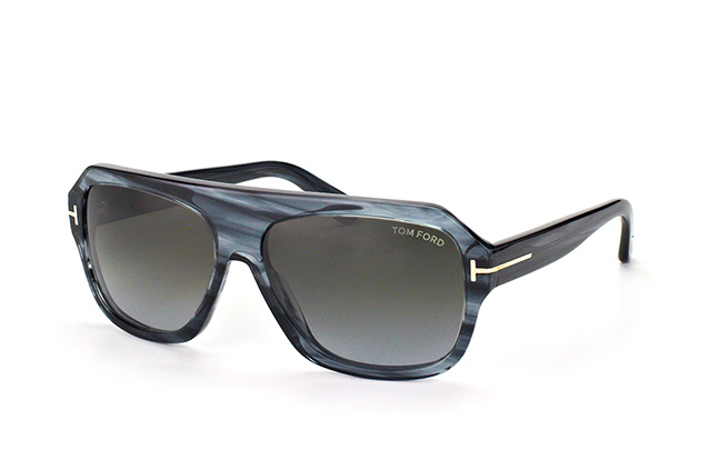 Tom Ford Omar FT 0465/S 20B Perspektivenansicht