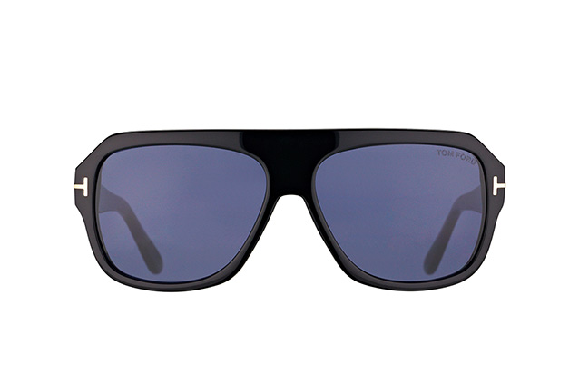 Tom Ford Omar FT 0465/S 01V perspective view