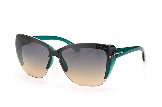 Tom Ford Poppy FT 0457/S 87B vista en perspectiva