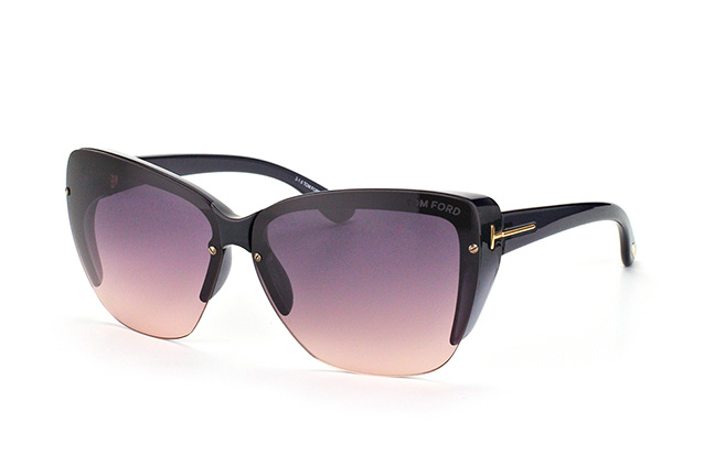 Tom Ford Poppy FT 0457/S 20B Perspektivenansicht