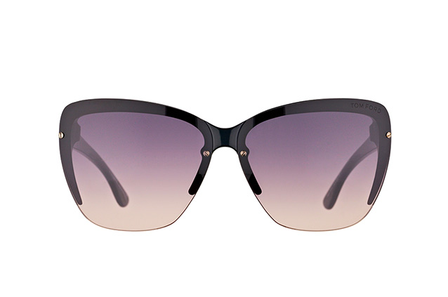 Tom Ford Poppy FT 0457/S 20B vista en perspectiva