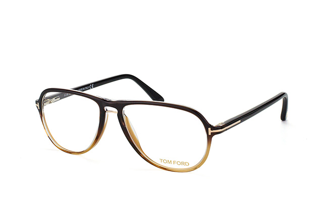 Tom Ford FT 5380/V 005 perspective view