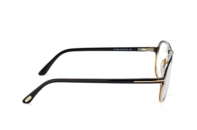 Tom Ford FT 5380/V 005 vue en perpective