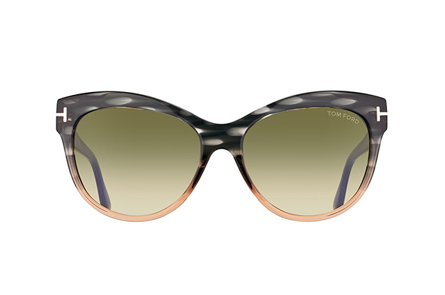 Tom Ford Lily FT 0430/S 20P vista en perspectiva