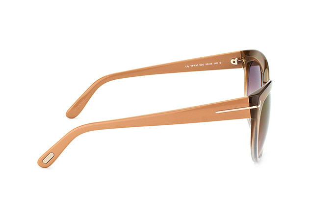 Tom Ford Lily FT 0430/S 59G perspective view