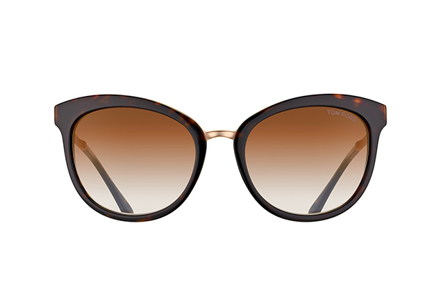 Tom Ford Emma FT 0461/S 52G vue en perpective