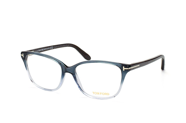 Tom Ford FT 5293 V 20A vue en perpective ... 412153dd5a9b