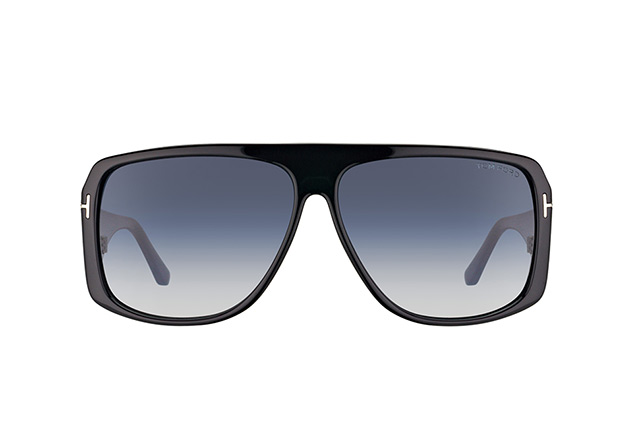 Tom Ford Harley FT 0433/S 01W perspective view