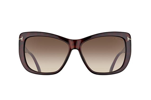 Tom Ford Lindsay FT 0434/S 52K Perspektivenansicht