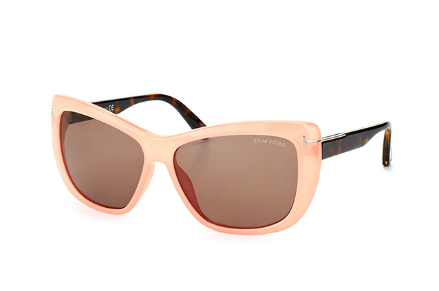 Tom Ford Lindsay FT 0434/S 72J Perspektivenansicht